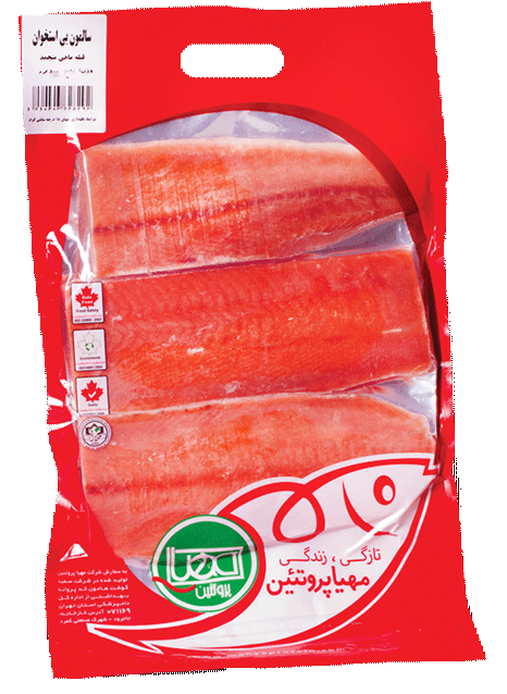 فیله ماهی سالمون