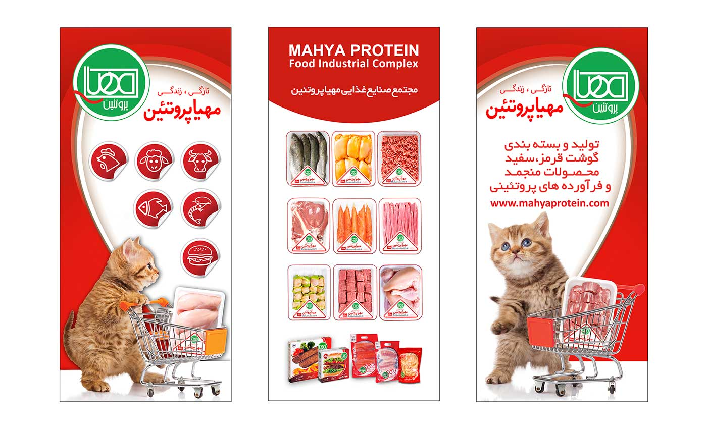 لایت باکس مهیا پروتئین